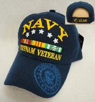 Licensed Navy [Vietnam Veteran] *Blue Only